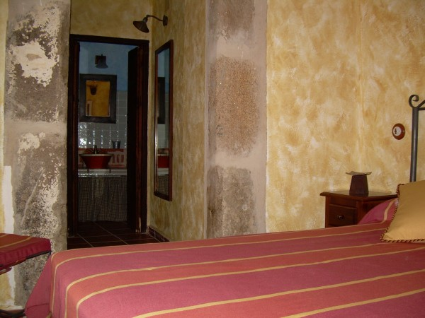 Dormitorio de Ñuflo de Chaves