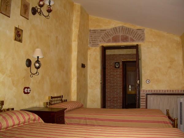 Dormitorio de P Valdivia
