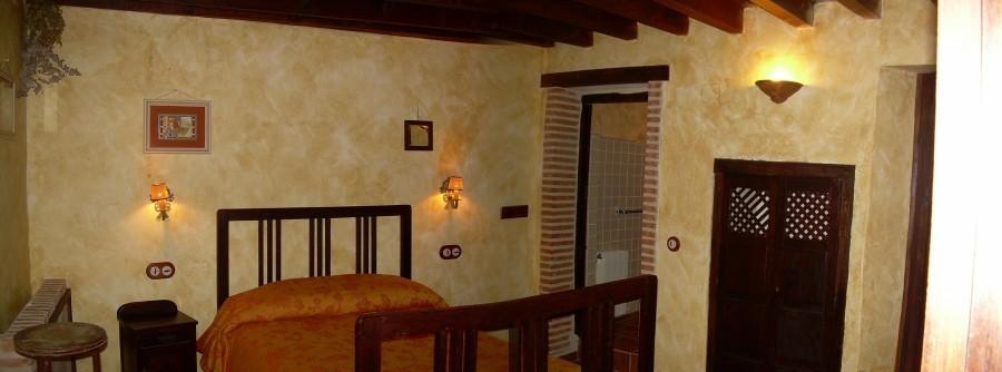 Dormitorio de Pizarro