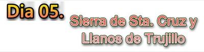 09 Cinco dias por Extremadura